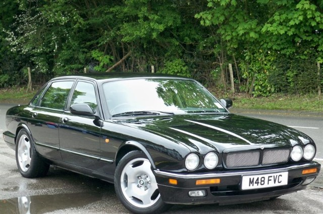 Jaguar XJR in Tadworth Surrey