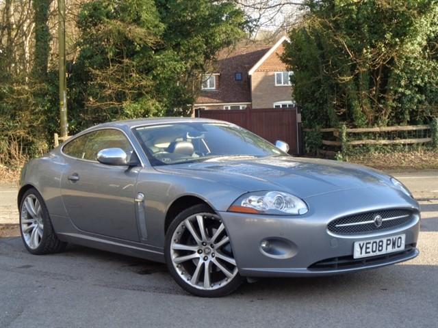 Jaguar XK in Tadworth Surrey
