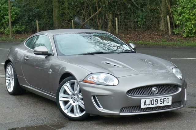 Jaguar XK in Tadworth Surrey