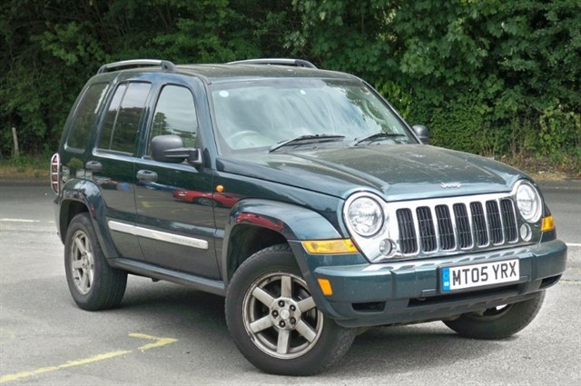 Jeep Cherokee in Tadworth Surrey