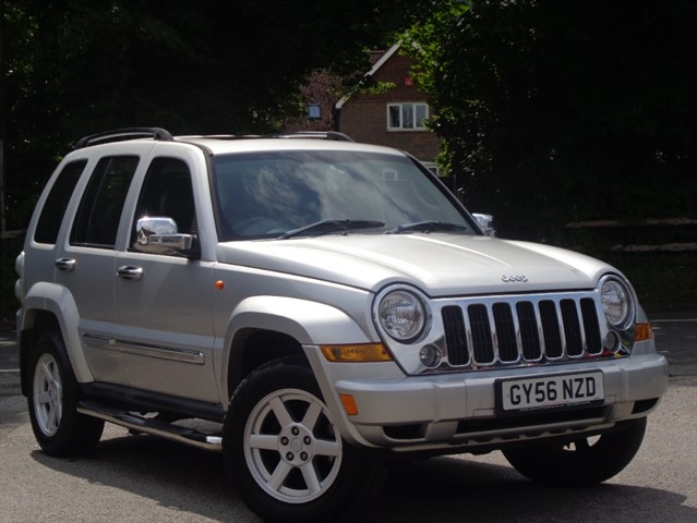 Jeep Cherokee in Tadworth Surrey