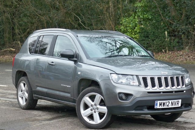 Jeep Compass in Tadworth Surrey