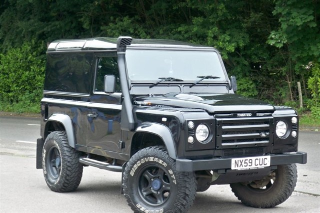 Land Rover Defender in Tadworth Surrey