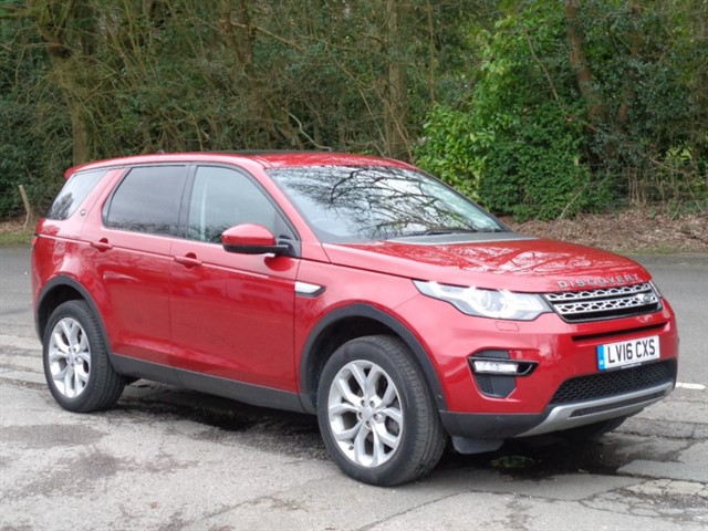 Land Rover Discovery Sport in Tadworth Surrey