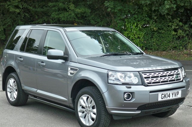 Land Rover Freelander in Tadworth Surrey
