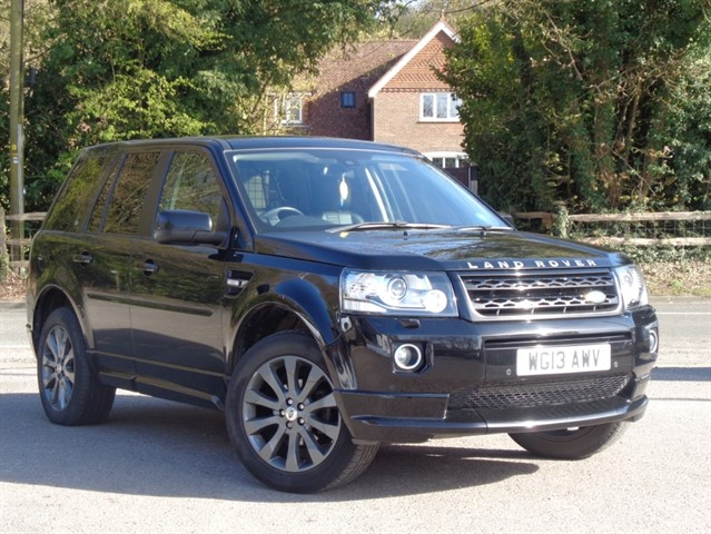 Land Rover Freelander in Tadworth Surrey