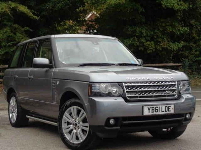 Land Rover Range Rover in Tadworth Surrey