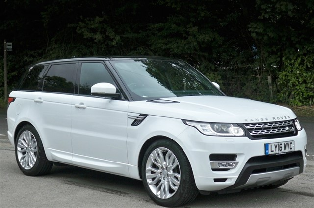 Land Rover Range Rover Sport in Tadworth Surrey