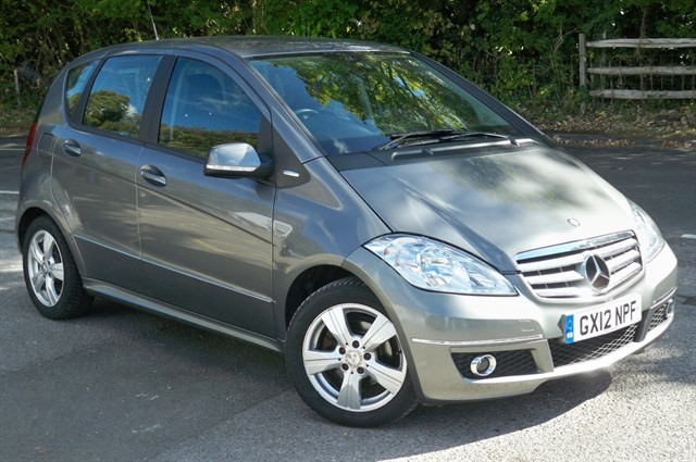 Mercedes A160 in Tadworth Surrey