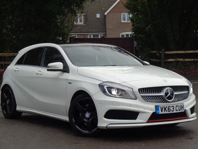 Mercedes A250 in Tadworth Surrey