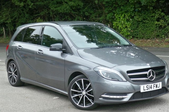 Mercedes B180 CDI in Tadworth Surrey