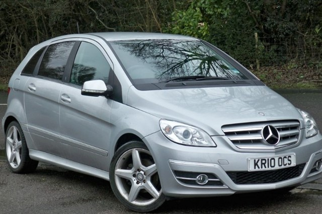 Mercedes B200 CDI in Tadworth Surrey