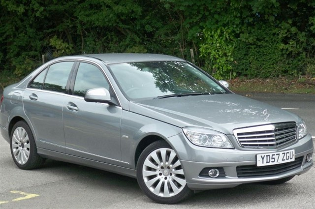 Mercedes C350 in Tadworth Surrey