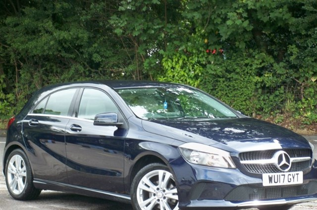 Mercedes A180d in Tadworth Surrey