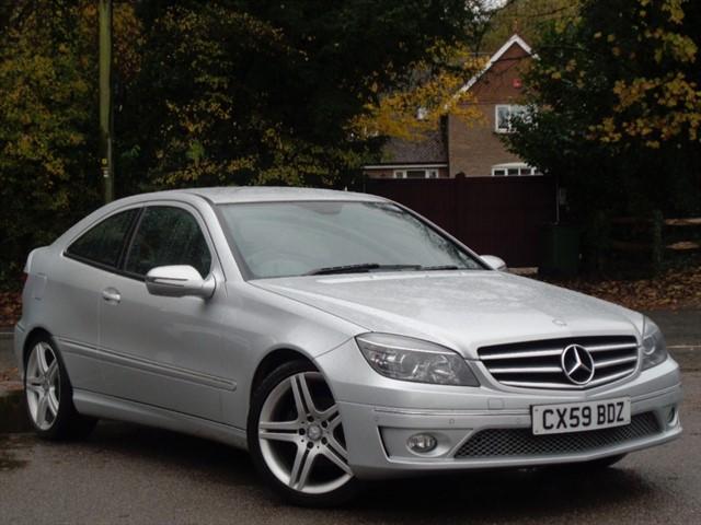Mercedes CLC180 in Tadworth Surrey
