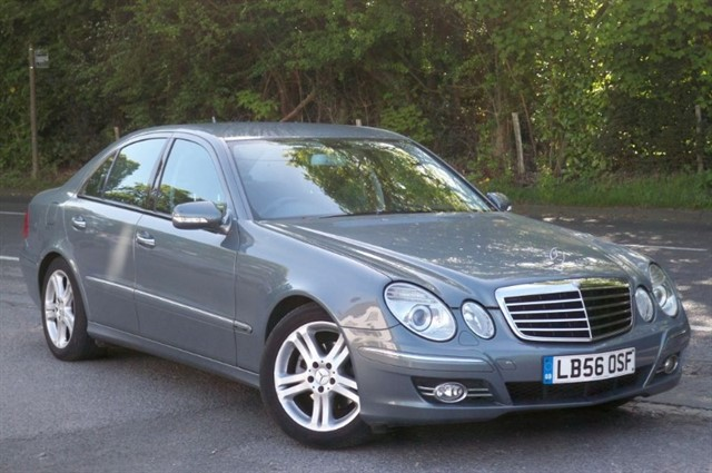 Mercedes E280 in Tadworth Surrey