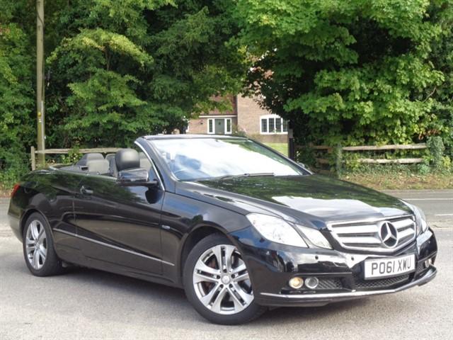 Mercedes E250 in Tadworth Surrey