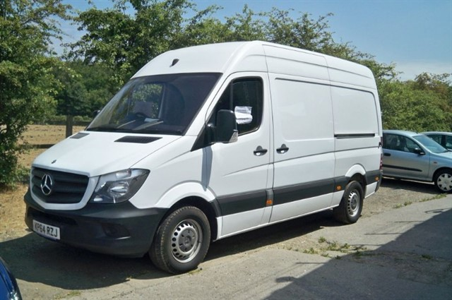 Mercedes Sprinter in Tadworth Surrey