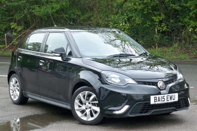 MG MG3 in Tadworth Surrey