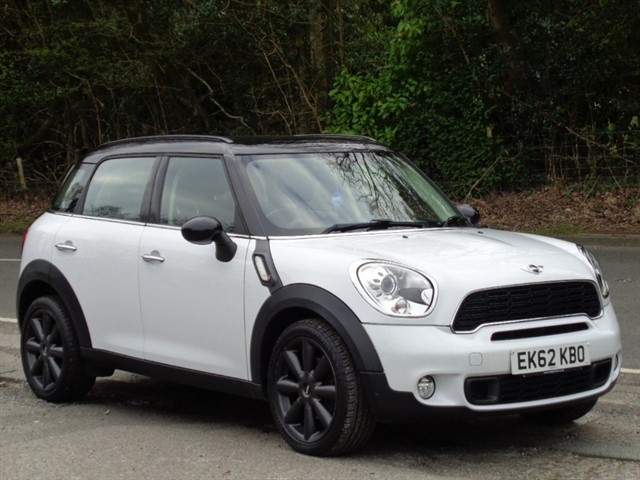 MINI Countryman in Tadworth Surrey