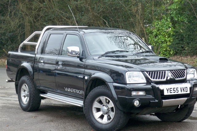 Mitsubishi L200 in Tadworth Surrey