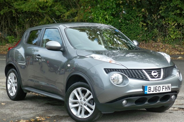 Nissan Juke in Tadworth Surrey
