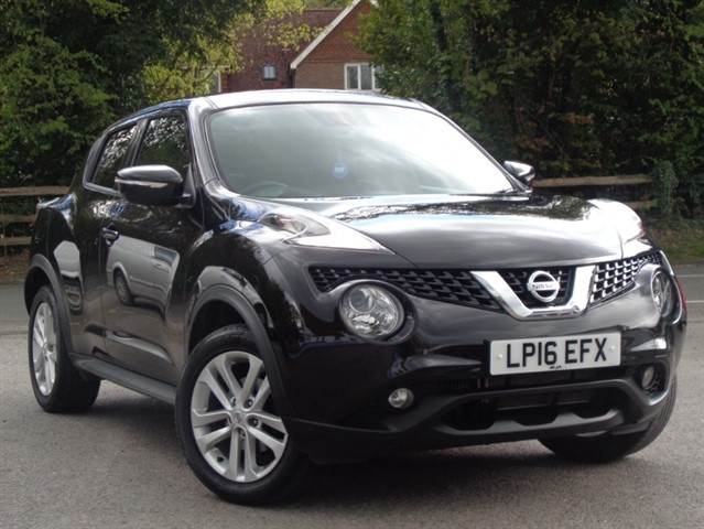Nissan Juke in Tadworth Surrey