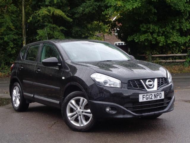 Nissan Qashqai in Tadworth Surrey