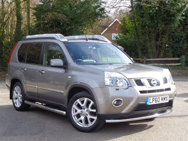 Nissan X-Trail in Tadworth Surrey