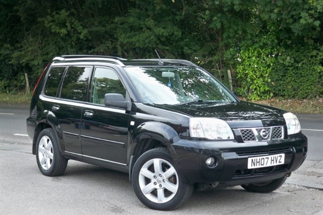 Nissan X-Trail in Tadworth Surrey