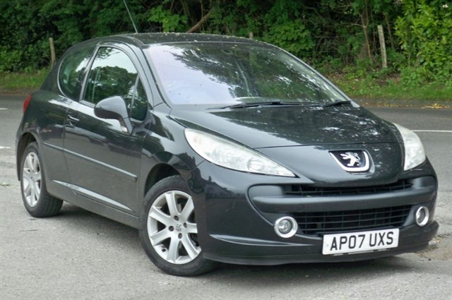 Peugeot 207 in Tadworth Surrey