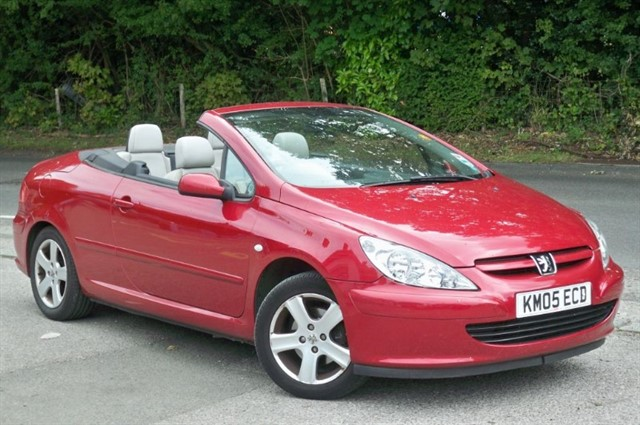 Peugeot 307 in Tadworth Surrey