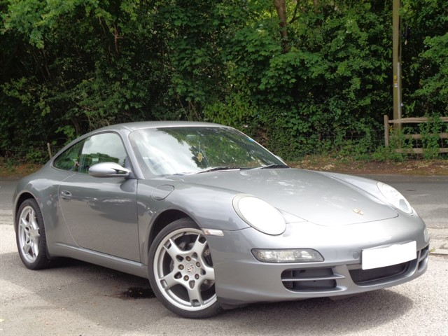 Porsche 911 in Tadworth Surrey