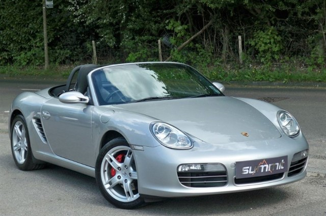 Porsche Boxster in Tadworth Surrey