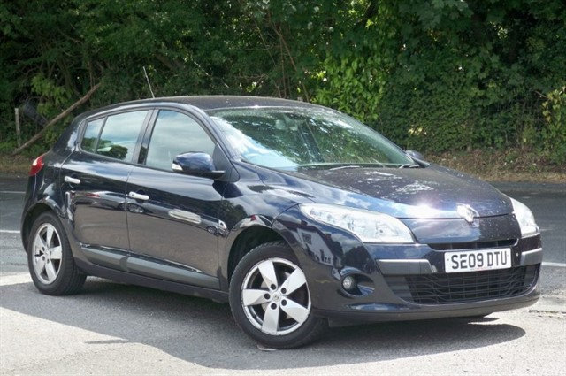 Renault Megane in Tadworth Surrey