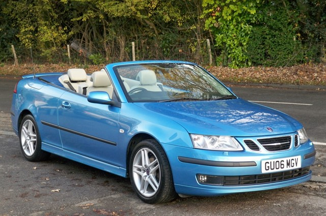 Saab 9-3 in Tadworth Surrey