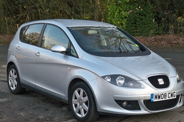 SEAT Altea in Tadworth Surrey