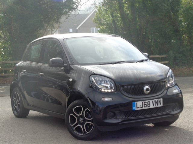 Smart Forfour in Tadworth Surrey
