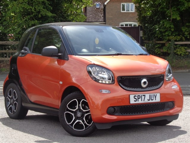 Smart Fortwo Coupe in Tadworth Surrey