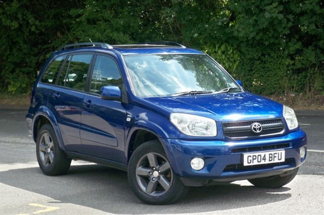 Toyota RAV4 in Tadworth Surrey