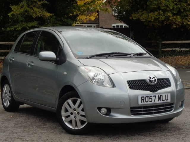 Toyota Yaris in Tadworth Surrey