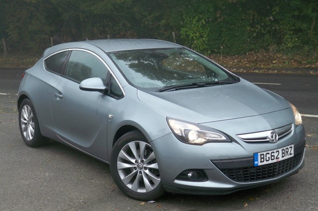 Vauxhall Astra GTC in Tadworth Surrey