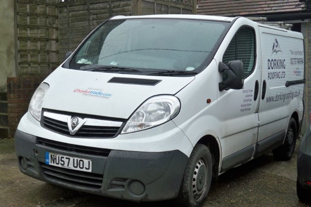 Vauxhall Vivaro in Tadworth Surrey