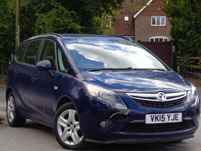 Vauxhall Zafira Tourer in Tadworth Surrey