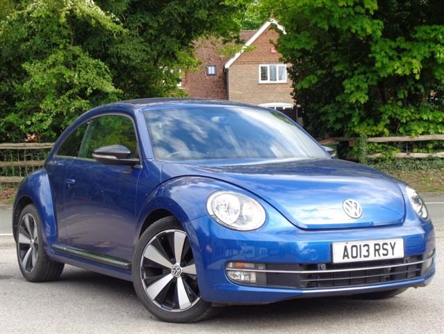 Volkswagen Beetle in Tadworth Surrey