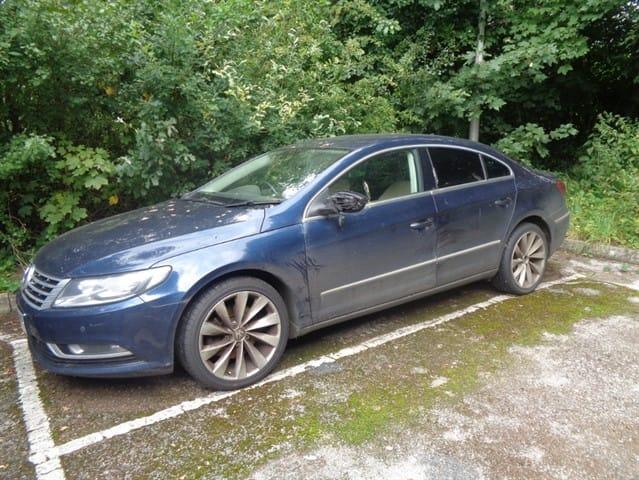 Volkswagen CC in Tadworth Surrey