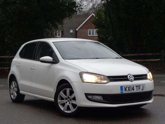 Volkswagen Polo in Tadworth Surrey