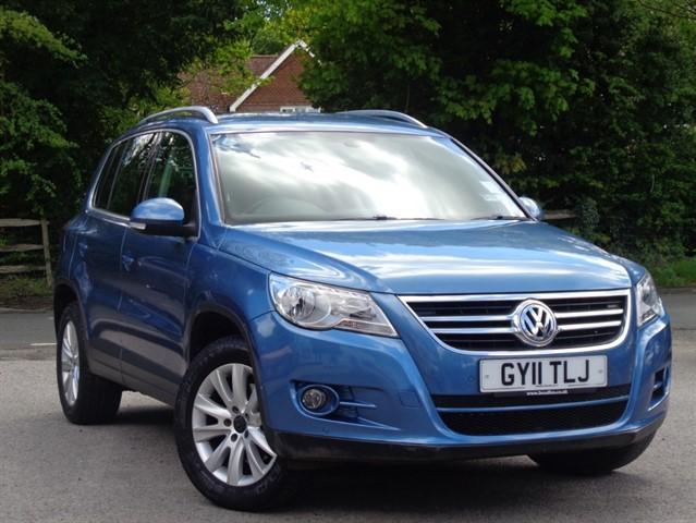 Volkswagen Tiguan in Tadworth Surrey