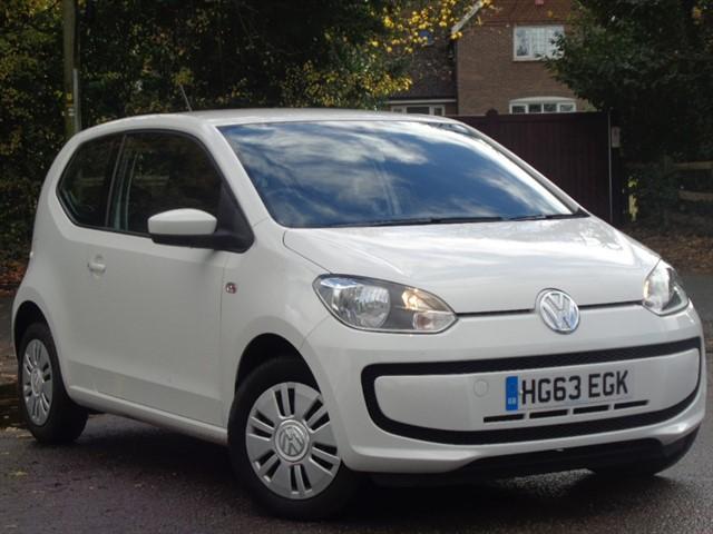 Volkswagen Up in Tadworth Surrey