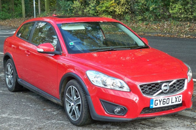 Volvo C30 in Tadworth Surrey
